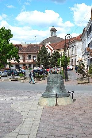 Franciscus Illenfeld - Image: Košice Zvon sv. Ján Zvonárska ul