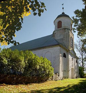 Kodavere - Kodavere church