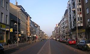 Düsseldorf-Oberbilk - Kölner Straße