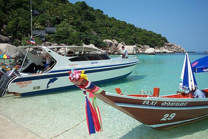 Koh Tao, Thailand 02-2003