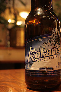 Kokanee Bottle