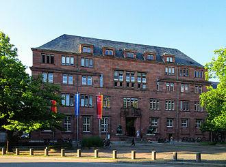 University of Freiburg Faculty of Theology - Kollegiengebäude I