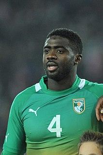 Kolo Touré Ivorian footballer