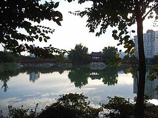 Icheon Municipal City in Sudogwon, South Korea