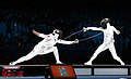 Korea London WomenTeam Fencing 01 (7730602958).jpg