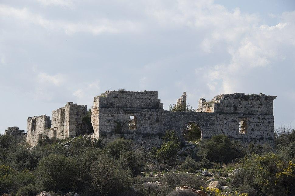 Korykon Necropoli and churches 7036