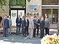 Koszorús Ferenc vezérkari ezredes emléktáblájának megkoszorúzása - 2014.07.04 (15).JPG