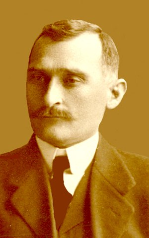 August Uprising - Prince Kote Andronikashvili, chairman of the Damkom (1923–4)