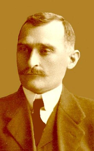 August Uprising - Prince Kote Andronikashvili, chairman of the Damkom (1923–4)