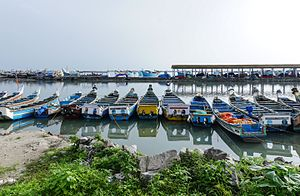 Koyilandy - Koyilandy harbour