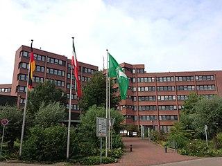 Wesel (district) District in North Rhine-Westphalia, Germany