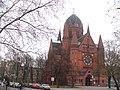 Kreuzberg - Kirche zum Heiligen Kreuz (Holy Cross Church) - geo.hlipp.de - 33063.jpg