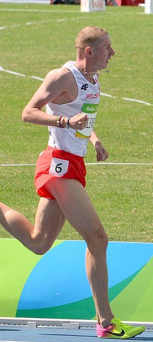 Krystian Zalewski - Zalewski at the 2016 Olympics
