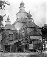 Kuścičy Branovy, Pakroŭskaja. Кусьцічы Брановы, Пакроўская (1930-49).jpg
