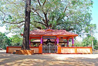 Desamangalam - Kudappara Temple, Deshamangalam