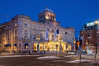 Kungliga Dramatiska Teatern Royal Dramatic Theatre Stockholm 2016 01.jpg