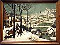 Kunsthistorisches Museum Wien, Pieter Bruegel d.Ä., Jäger im Schnee.JPG