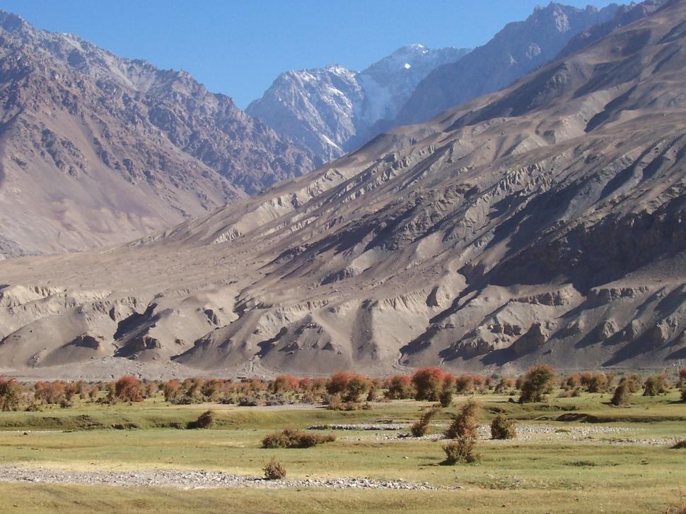 Kuran wa Munjan valley, looking to the south