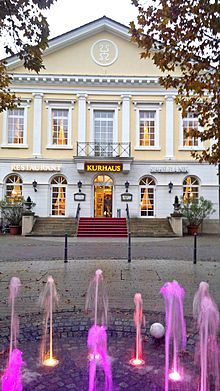 kurhaus cafe bad dürkheim