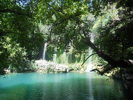 Kurşunlu Waterfall Nature Park