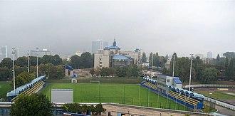 House of Football (Kiev) - Image: Kyiv Bannikov Stadium
