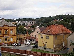 Kynšperk nad Ohří - Image: Kynšperk nad Ohří 2008 08 24