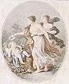 L'Amour couronné par les Graces (Cupid crowned by the Graces) MET DR463.jpg