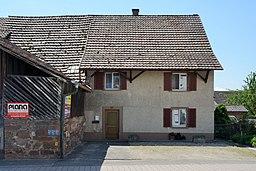 Unterdorfstraße in Lörrach