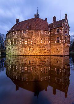 Lüdinghausen, Burg Vischering -- 2014 -- 5492.jpg