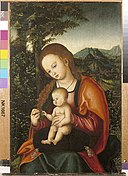 L. I Cranach - Madonna met kind - NK1667 - Cultural Heritage Agency of the Netherlands Art Collection.jpg