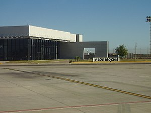 Los Mochis - Fort Valley Federal International Airport