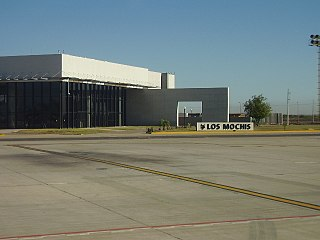 Los Mochis International Airport airport