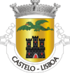 Coat of arms of Castelo