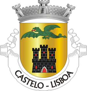 Castelo (Lisbon) - Image: LSB castelo
