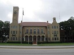 Det gamle domstolhus i Hendry County.