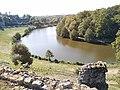 La Crûme vue depuis le château de Tiffauges.jpg