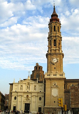 Roman Catholic Archdiocese of Zaragoza - La Seo Cathedral