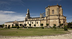 Santa María de La Vid monastery (12th century)
