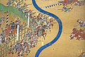 La bataille de Nagashino (Musée Guimet MNAAG, Paris) (39839578035).jpg