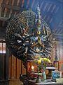 La statue de Quan Am dans la pagode But Thap 2.jpg