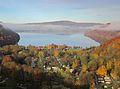 Lac de Chalain (39)) - Fontenu automne.JPG