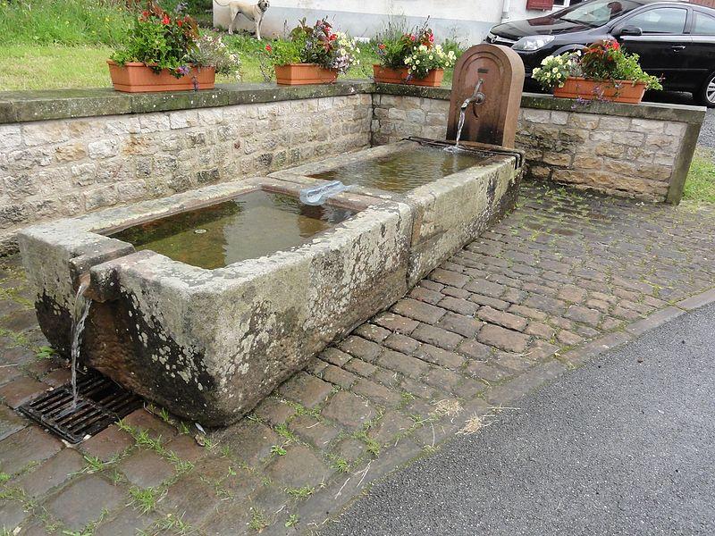 Lachapelle (M-et-M) fontaine B
