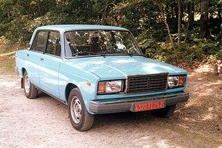 VAZ-2107 (Mk1) - Lada