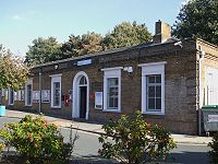 Ladywell station main building.JPG