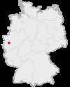 Tyskland med Düsseldorf har markeret