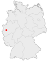 Lage der Stadt Düsseldorf in Deutschland.png