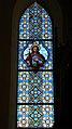 Laimbach am Ostrong - Pfarrkirche hl Margarethe - Fenster I.jpg