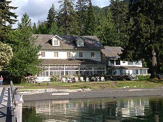 Lake Crescent Lodge United States historic place