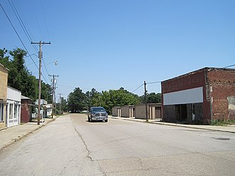 Lake City, Arkansas - Image: Lake City AR 025