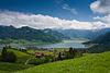 Lake Sihl